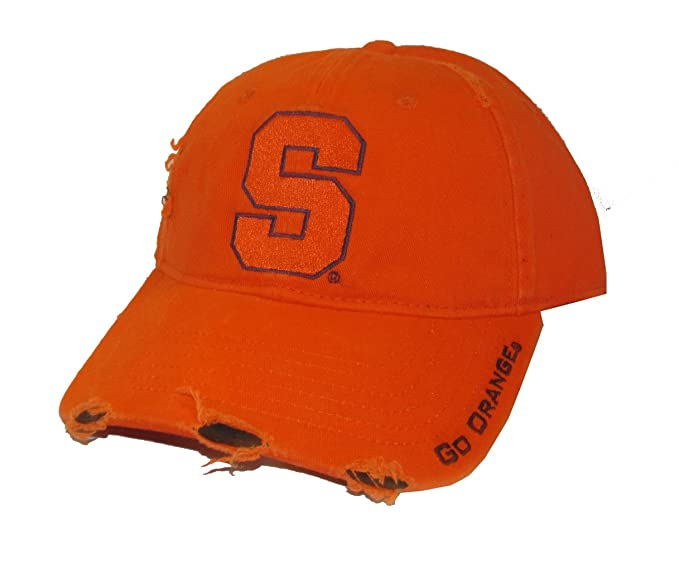 finest selection 097e7 ac7f0 ... release date robstees syracuse university orange men orange mens  college team snap back hat cap 650c6