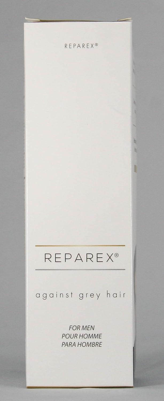 Gray Hair Treatment Formula for Men - Natural Hair Color Restoration and Hair Repair by...