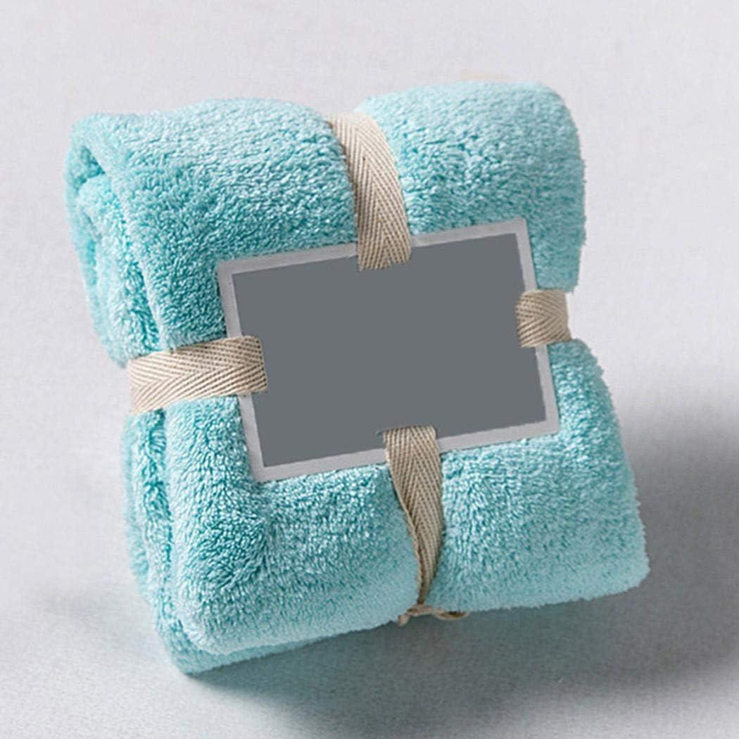 serviette super absorbante douce solide de salle de bains dh/ôtel /à la maison Sliwei Serviette de bain