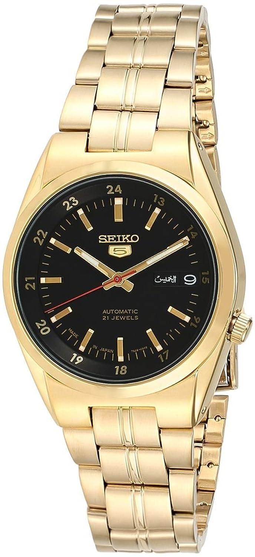 [セイコー] SEIKO 腕時計 自動巻き SEIKO ファイブ 日本製モデル SNK576J1 メンズ 逆輸入品 B009O3PDTW