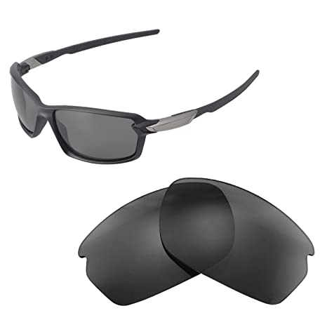 a2a9151d3caef Walleva Replacement Lenses for Oakley Carbon Shift - Multiple Options  (Black)