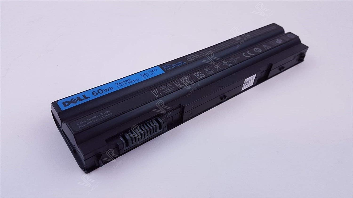Dell Latitude E5430 E5530 E6430 E6530 ATG Laptop Battery - Dell Part T54FJ DHT0W 451-1197