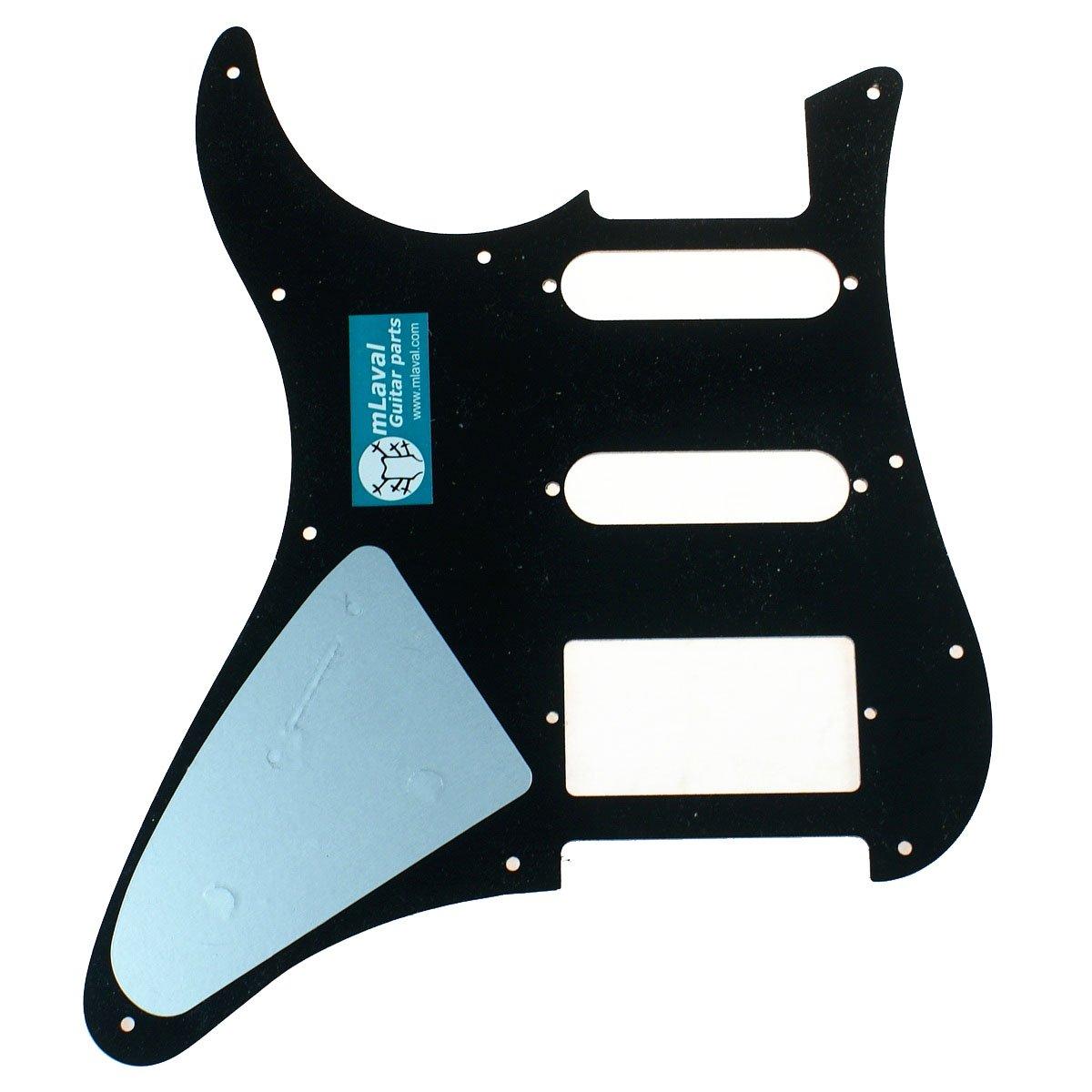 3 capas golpeador de guitarra para Yamaha Pacifica EG 112 eg112 - Negro (B71): Amazon.es: Instrumentos musicales