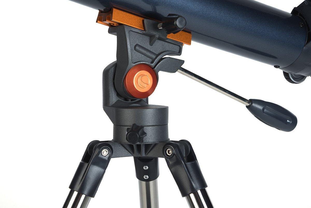 Celestron AstroMaster 70AZ Refractor with Accessory Kit