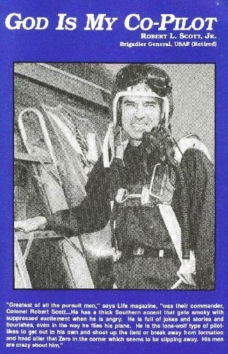 God Is My Co-Pilot by Robert L. Scott (1989-06-03)