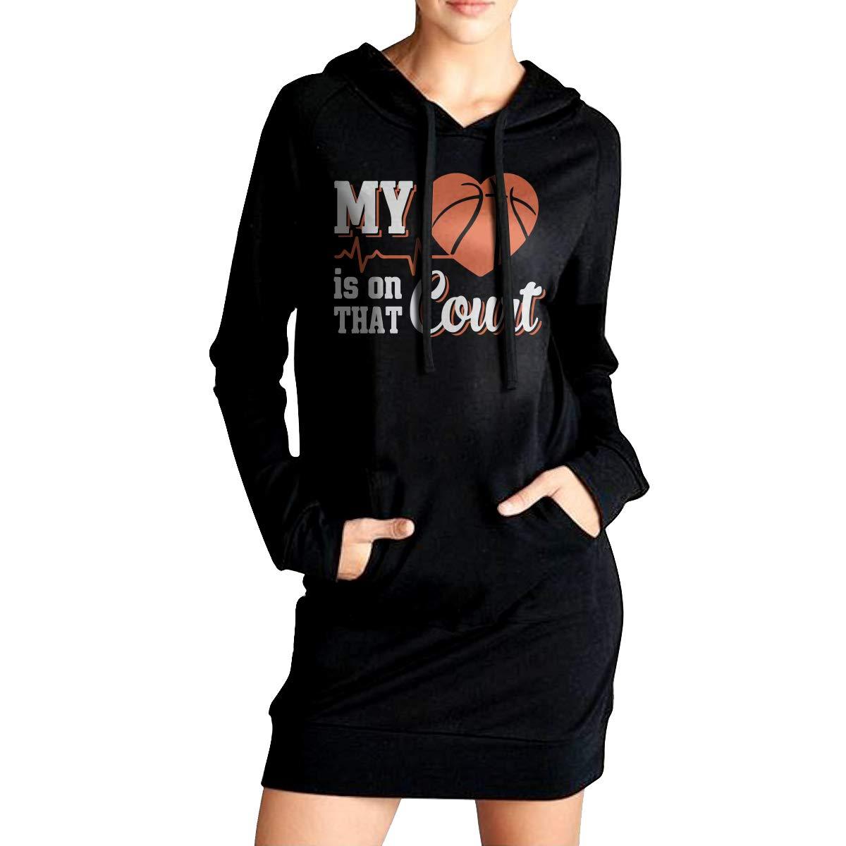TDYUS DesignName Girls Fashion Black Sweater With Pocket
