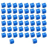 Optimus Electric 50pcs DC Power Relay SRD-5VDC with 10A Current Capacity for High Current Appliance, Motors and Consumer Electronics Control Applications from