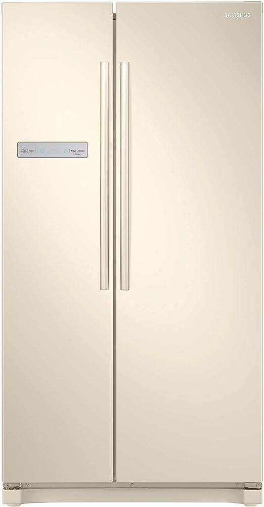 Samsung RS54N3003EF nevera puerta lado a lado Independiente Beige ...