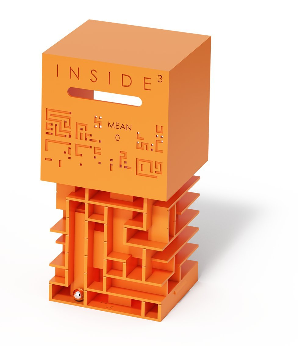 INSIDE3 Le labyrinthe 3D - Mean0 product image