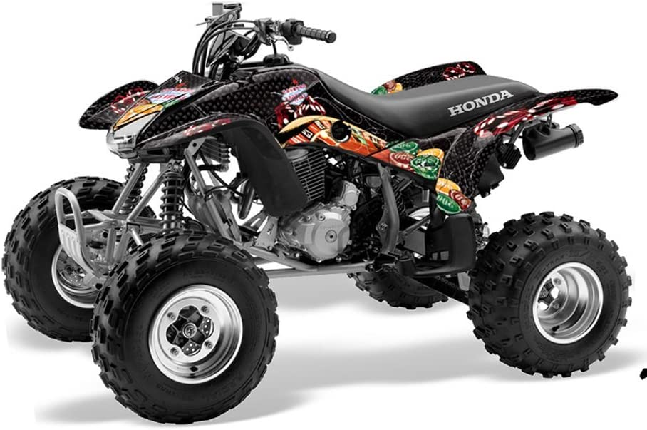 Amr Racing Honda TRX 400EX 1999 – 2007 ATV Quad Graphic – Kit ...