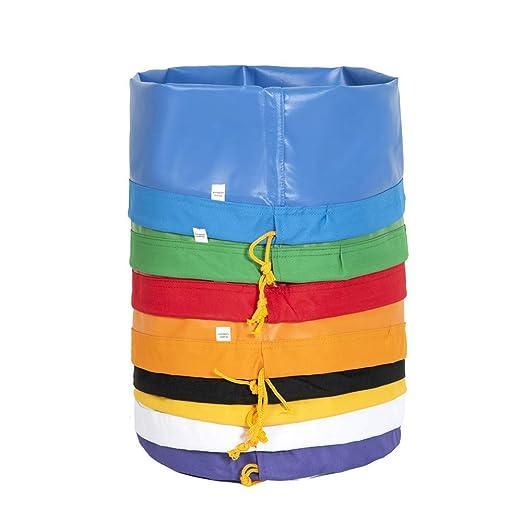 Hyindoor Bubble Bag para Extracción de Resina Vegetal Esencia de Hierba 8 Bolsas 5 Gallon(20 L)