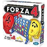 Hasbro - Forza 4 Gioco di Strategia Verticale [Versione Italiana]