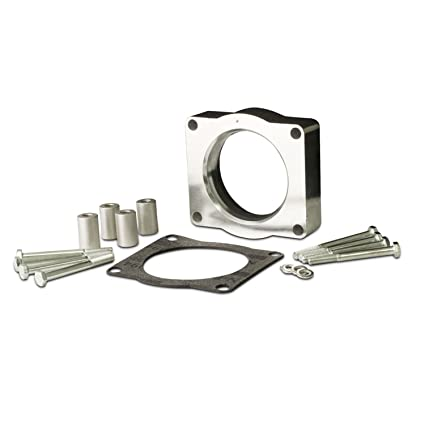 Spectre Performance 11259 Throttle Body Spacer Ford F150 Truck, Expedition,  5 4L 2004-2009