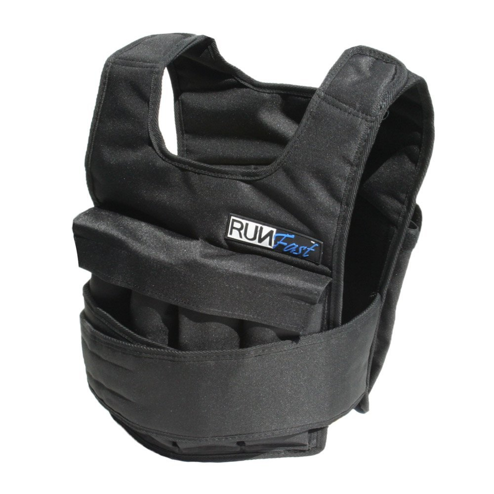 RUNmax Runfast Pro Weighted Vest, 20 lb by RUNmax (Image #1)