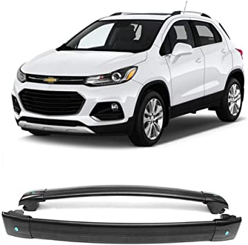 45 Cross Bars, 1 Pair TAC Roof Rack Cross Bar Compatible with 2015-2019 Chevy Trax Aluminum Locking Roof Top Cargo Rack Anti-Theft Cross Bars