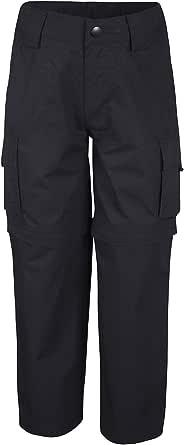 Mountain Warehouse Pantalón Convertible Active para niños - Pantalón Ligero para niños, pantalón de Secado rápido, Bolsillos - para Viajar y Acampada