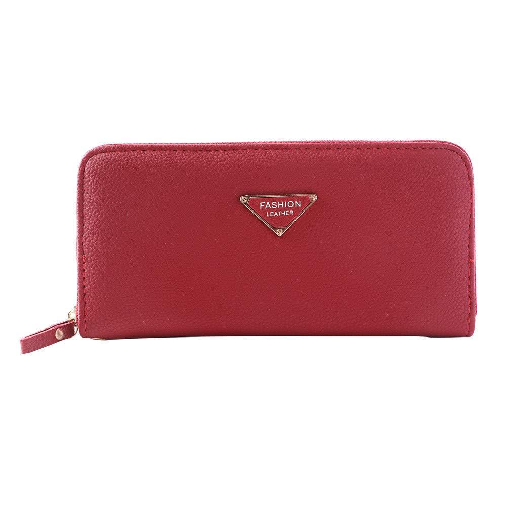 Coin Purse for Girls,Women's Handbag Hangers,Women Long Wallet Coin Purse Card Holders Handbag Phone Bag Women's Handbag Hangers Convinced 303037