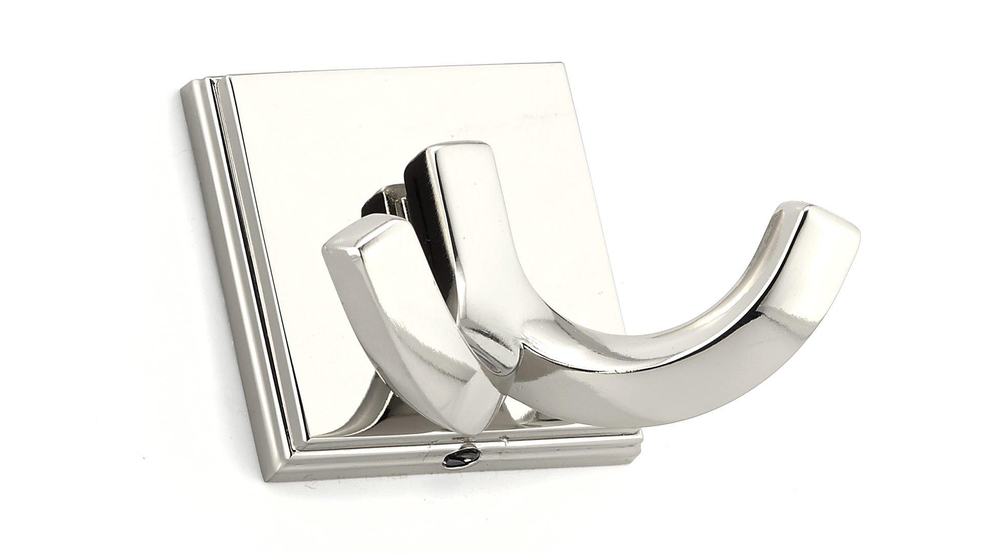 Richelieu Hardware - BP7952180 - Transitional Metal Hook - 7952 - Polished Nickel Finish