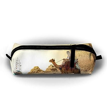 Egipto Desert Camel - Estuche con cremallera para lápices de ...
