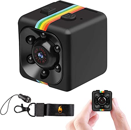 Mini Spy Camera Secret Camera 1080p Sq11 Spy Camera Kamera