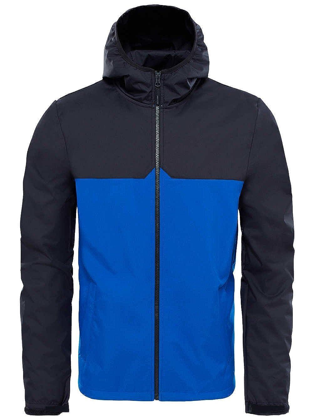 The North Face West Peak Softshell Tnfblack Brightcobaltblue XL  Amazon.it   Abbigliamento 2836f692597a