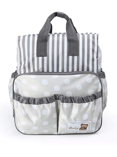 Multi-Function Baby Diaper Nappy Mummy Changing bag Backpack Set Hospital Bag UK