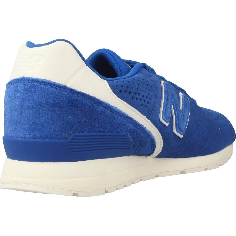 New Balance MRL996 D6 Blue - Chaussures Basket Homme