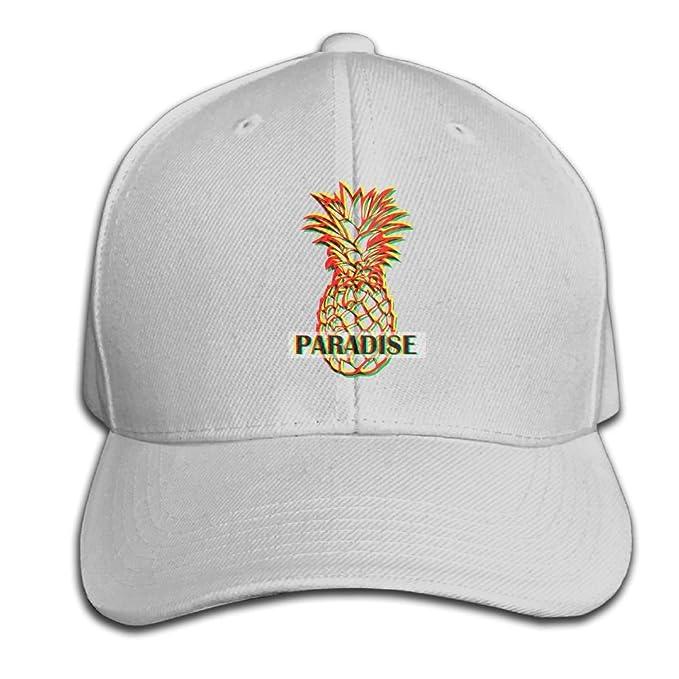HXXUAN Baseball Hats Skull Softball Snapback Sandwich Cap Adjustable Peaked Trucker Cap