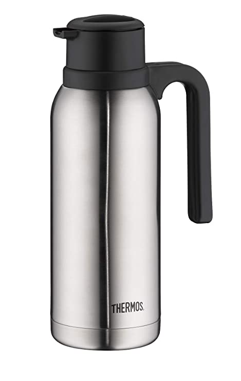THERMOS Carafe - Termo (Acero Inoxidable, 0,94 L): Amazon.es ...