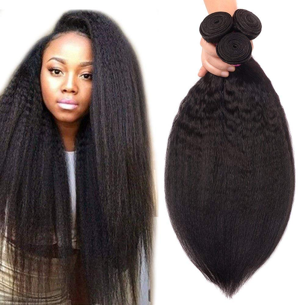Odir Brazilian Kinky Straight Human Hair