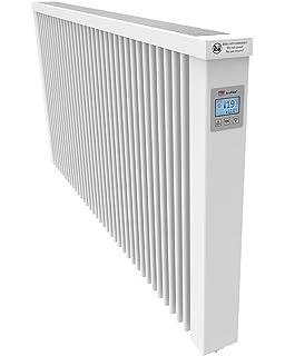 Calefacción eléctrica AeroFlow MAXI 2450 con núcleo de arcilla refractaria,aplicación disponible con regulador con