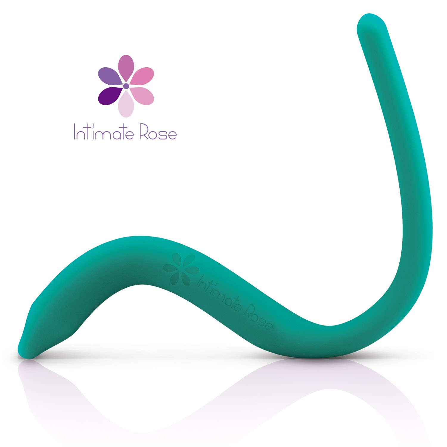 Intimate Rose Pelvic Wand with Vibration for Pelvic Muscle Pain Relief
