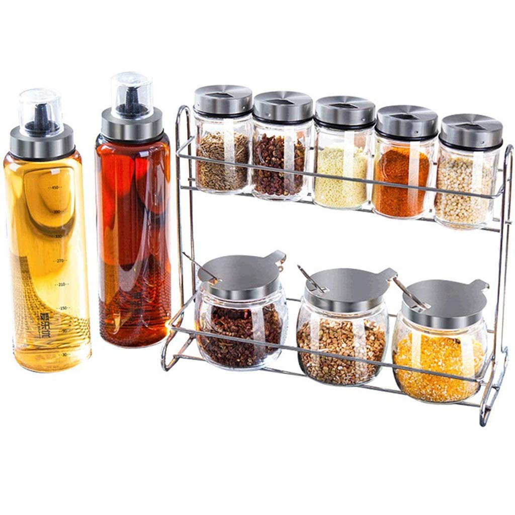 I will take action now Spice box restaurant special restaurant boudoir seasoning bottle Nordic style kitchen preparation storage box aniseed spices I will take action now