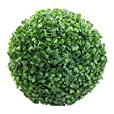 "MEXUD-Popular Artificial Plant Ball Tree Boxwood Wedding Event Home Outdoor Decoration (30 cm / 11.81"")"