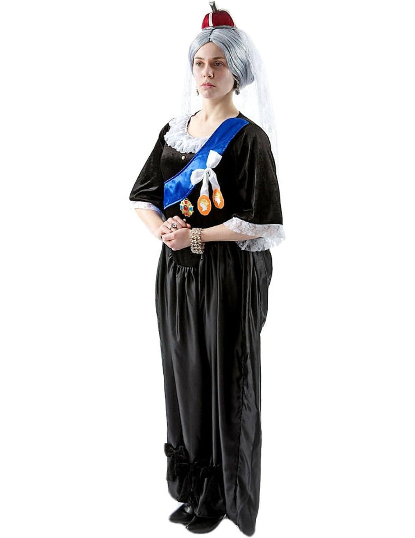 Ladies Queen Elizabeth Costume for Royal Great Britain England ...