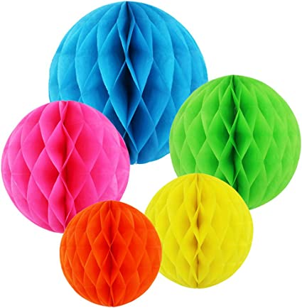 Amazon.com: sunswei 10 pcs 5 colores 10 inch, 6 inch ...