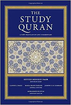 The Study Quran - Seyyed Hossein Nasr - E-book