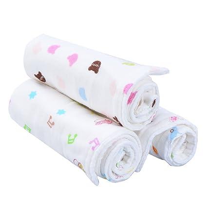 Pretty Ver toallitas para bebé suave Recién Nacido Bebé Toallas de ...