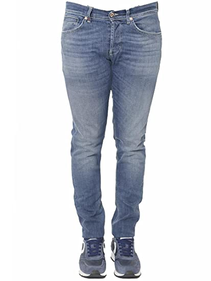george skinny fit - Blue Dondup djY2cdeD