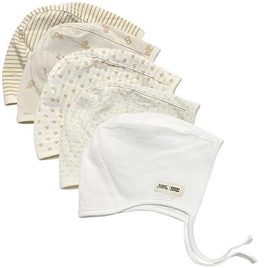 04c24a9a6d3 Sweet Layette Baby Bonnet Cap - Baby Pilot Hat - 100 % Organic Cotton (5