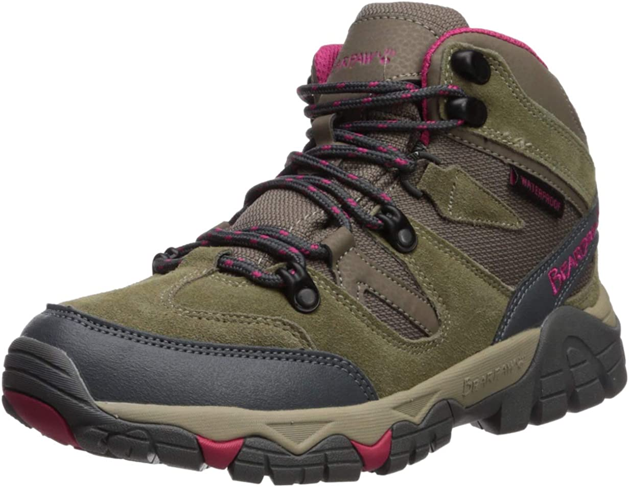 BEARPAW Women s Corsica Hiking Boot