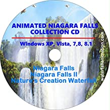Animated Waterfalls Collection CD