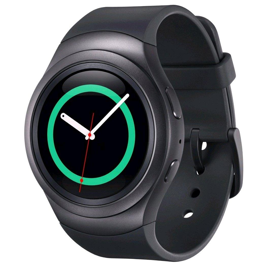 Samsung Gear S2 Smartwatch (Certified Refurbished) (Dark Gray) by Samsung (Image #3)