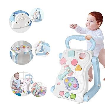 Rabbfay Bebé Andadores Y Actividad Centrar Multifuncional ...