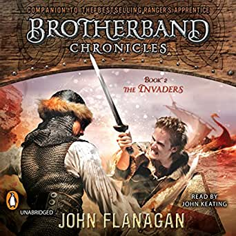 Amazon Com The Invaders Brotherband Chronicles Book 2 border=