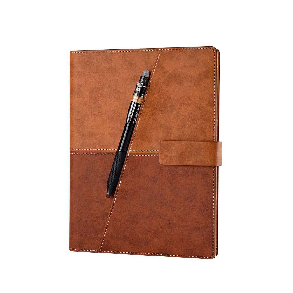 IrahdBowen Cuaderno Inteligente Cuaderno de Reutilizable Impermeable Inteligente Cuaderno ecol/ógico wiederholbares l/öschbares Innovador Inteligente Cuaderno