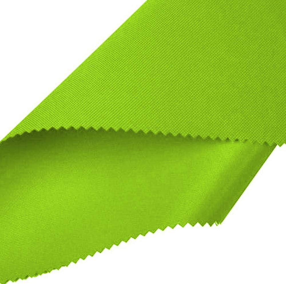 100cm x 150cm Vert Citron 1x m/ètre Vendu au m/ètre A-Express Lourd /Épais Tissu imperm/éable 600D Toile Mati/ère Housse ext/érieur