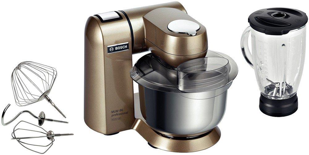 Amazon.De: Bosch Mum86S1 Küchenmaschine, 1600 Watt