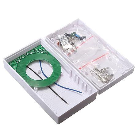 Ils - Metal Detector de Metales Localizador de Seguridad inspeccionan Las Kit Junta de componentes electrónicos de Bricolaje: Amazon.es: Electrónica