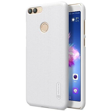 Funda para Huawei P Smart Espalda Cover de protección Case ...